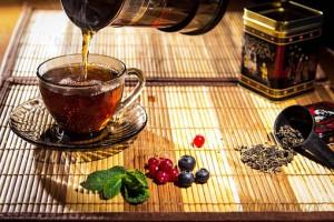 Чай древнейший напиток планеты земля...