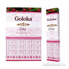 Ароматические палочки Лотос (LOTUS)/ Goloka-15 гр.