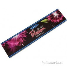 Ароматические палочки Черный цветок (Black blossom)/ Satya – 20 гр.