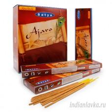 Ароматические палочки Аджаро Satya – 15 гр.