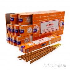 Ароматические палочки Чампа (Champa)/ Satya – 15 гр.