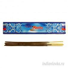 Ароматические палочки Ааштха (Aastha)/ Satya – 15 гр.