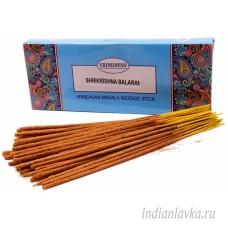 Ароматические палочки Шри Кришна баларам (SHRIKRISHNA BALARAM)/ Vrindavan – 100 гр.