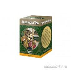 Чай черный Махараджа Ассам Диком/Индия – 100 гр.