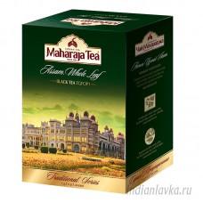 Чай черный Махараджа Ассам Цельный Лист/Индия – 100 гр.