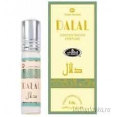 Духи масляные с роликом Dalal (Далял) Al-Rehab (унисекс) – 6мл.