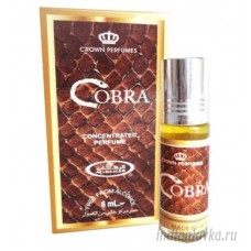 Духи масляные с роликом Cobra (Кобра) Al-Rehab – 6мл.