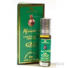 Духи масляные с роликом Africana (Африкана) A-Rehab  – 6мл.