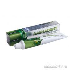 Зубная паста Лавр-Мята Aashadent/Индия – 100 гр.