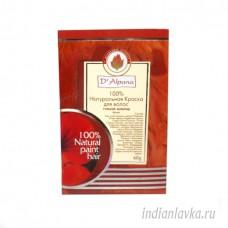 """Краска для волос натуральная """"Горький шоколад"""" D'Alpana/ Индия – 60 гр."""