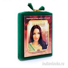 Аюрведическая Краска для волос «Вишневое Вино» Aasha Herbals/Индия – 100 гр.