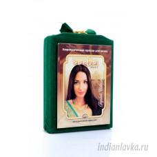 Аюрведическая Краска для волос Горький шоколад Aasha Herbals/Индия – 100 гр.
