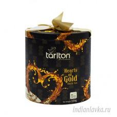 Чай черный ЗОЛОТОЕ СЕРДЦЕ (Hearts of Gold)/ Tarlton- 100 гр.