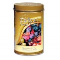 Чай черный Лесные ягоды (Forest Fruit) /Tarlton – 100 гр.