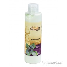 Крем-лосьон для тела и рук «Тулси»  Aasha Herbals/Индия – 200 мл.