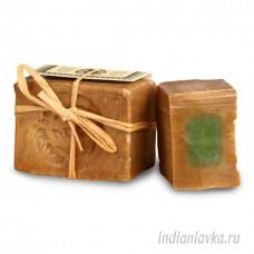 Традиционное Алеппское мыло 100 % ribbon Оливкового масла Lorbeer/Сирия – 180 гр.