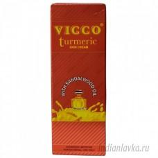 Викко Турмерик крем (TURMERIC Cream Vicco)/ Vicco – 15 гр.