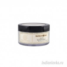 Крем для лица Сандал и Олива (Sandal & Olive) Khadi/ Индия – 50 гр.