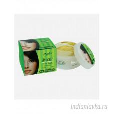 Маска для лица авокадо (Avocado) Lalas/ Индия – 50 гр.