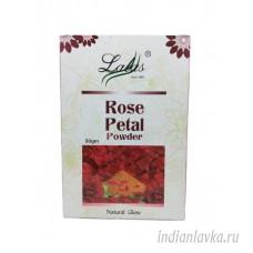 Маска для лица Лепестки Розы (Rose Petel) Lalas/ Индия – 50 гр.