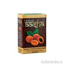 Маска для лица подтягивающая Aasha Herbals/Индия – 50гр.