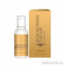 Масло для лица косметическое «Кумкумади Тайлам» ВАСУ/Индия - 25 мл.