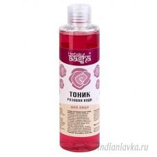 Тоник Розовая вода Aasha Herbals/Индия – 200 мл.